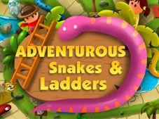 Adventurous Snake and Ladders