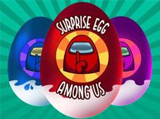 Among Us Surprise Egg