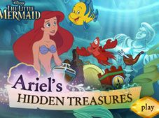 Ariels Hidden Treasures