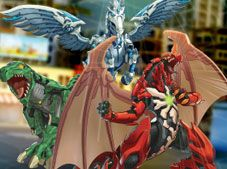 Bakugan The Big Battle