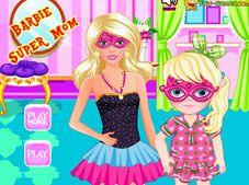 Barbie Super Mom