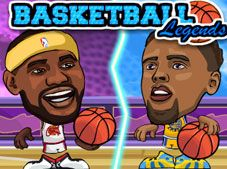 Basketball Legends Unblocked