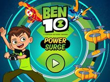 Be 10 Power Surge