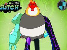 Ben 10 Alien Glitch
