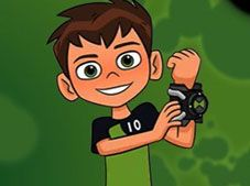 Ben 10 Alien World