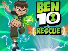 Ben 10 Rescue