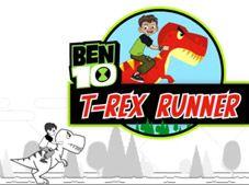 Ben 10 T-Rex Runner
