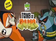 Ben 10 Tomb of Doom