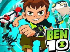 Ben 10 Up To Speed
