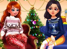 BFFs Winter Holidays