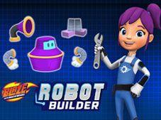 Blaze Robot Builder
