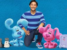 Blues Clues and You Wordlink