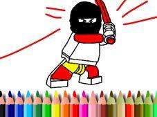 BTS Lego Hero Coloring Book