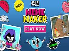 Cartoon Network Meme Maker