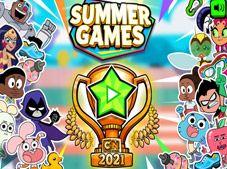 Cartoon Network Summer Games 2021