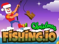 ChristmasFishing io