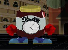 Clock Maxportal Dancing