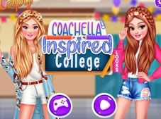 Coachella Inspired College Looks