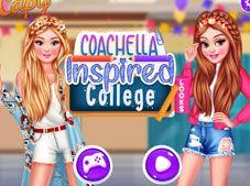Coachella Inspired College Looks