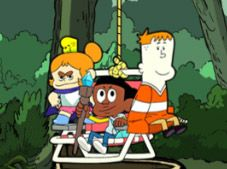 Craig of the Creek Capture the Flag