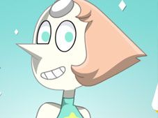Crystal Gem Pearl Dress Up