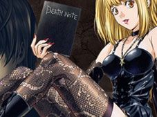 Death Note Jigsaw Puzzle Collection