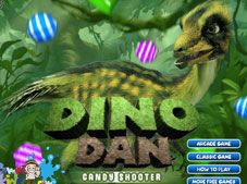 Dino Dan Candy Shooter
