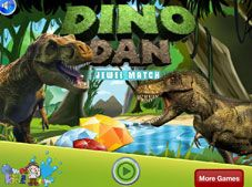 Dino Dan Jewel Match