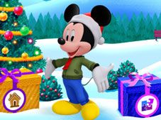 Disney Junior Holiday Party