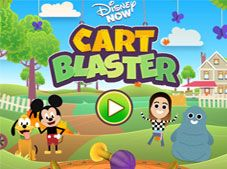DisneyNOW Cart Blaster