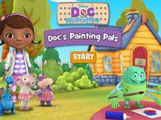 Docs Painting Pals