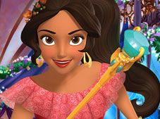 Elena of Avalor Character Quiz