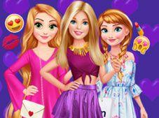 Ellie Princesses Meet Up
