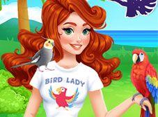 Exotic Birds Pet Shop