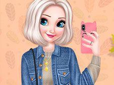 Fall Selfie