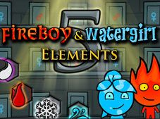 Fireboy and Watergirl 5 Elements