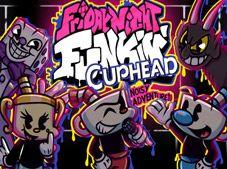 FNF Cuphead a Noisy Adventure