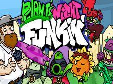 FNF Plants Night Funkin