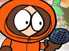 FNF Vs Kenny from South Park