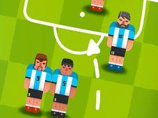 Football Soccer Strike