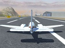 Free Flight Sim - Airplane Games at ZUZU games
