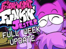 Friday Night Funkin VS Jester