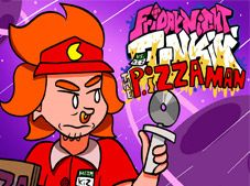 Friday Night Funkin vs Kiz the Pizza Man