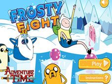 Frosty Fight