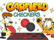 Garfield Checkers