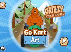 Go Kart Art