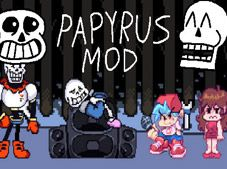 Great Papyrus and Sans