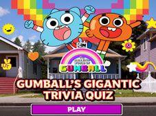 Gumballs Gigantic Trivia Quiz