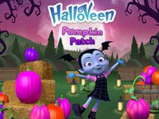 Halloveen Pumpkin Patch