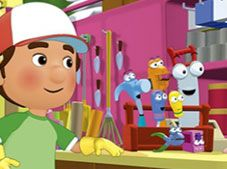 Handy Manny 6 Differences